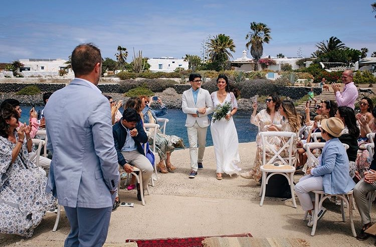 boda en la graciosa 2019