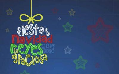 Fiestas de Navidad y Reyes La Graciosa 2019