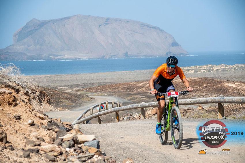 Vuelve a La Graciosa la Ultrabike Lanzarote