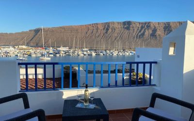 Where to stay on the island of La Graciosa
