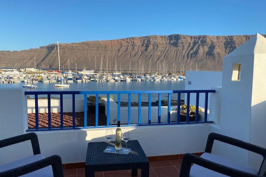 Where to stay on the island of La Graciosa