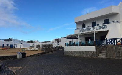 WHERE TO EAT IN LA GRACIOSA