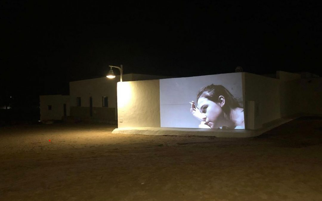 Llega a La Graciosa el festival de cine INSULARIA – Islas en Red